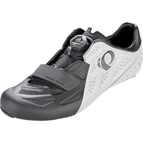 PEARL iZUMi Elite Road V5 Shoes Herre black/silver reflective